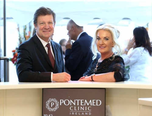 Donegal businesswoman launches Pontemed Clinic in Letterkenny.
